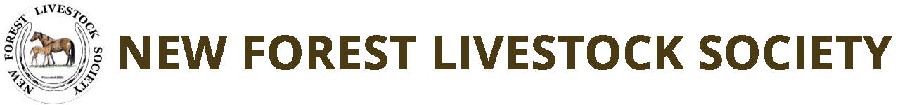 New Forest Livestock Society Logo